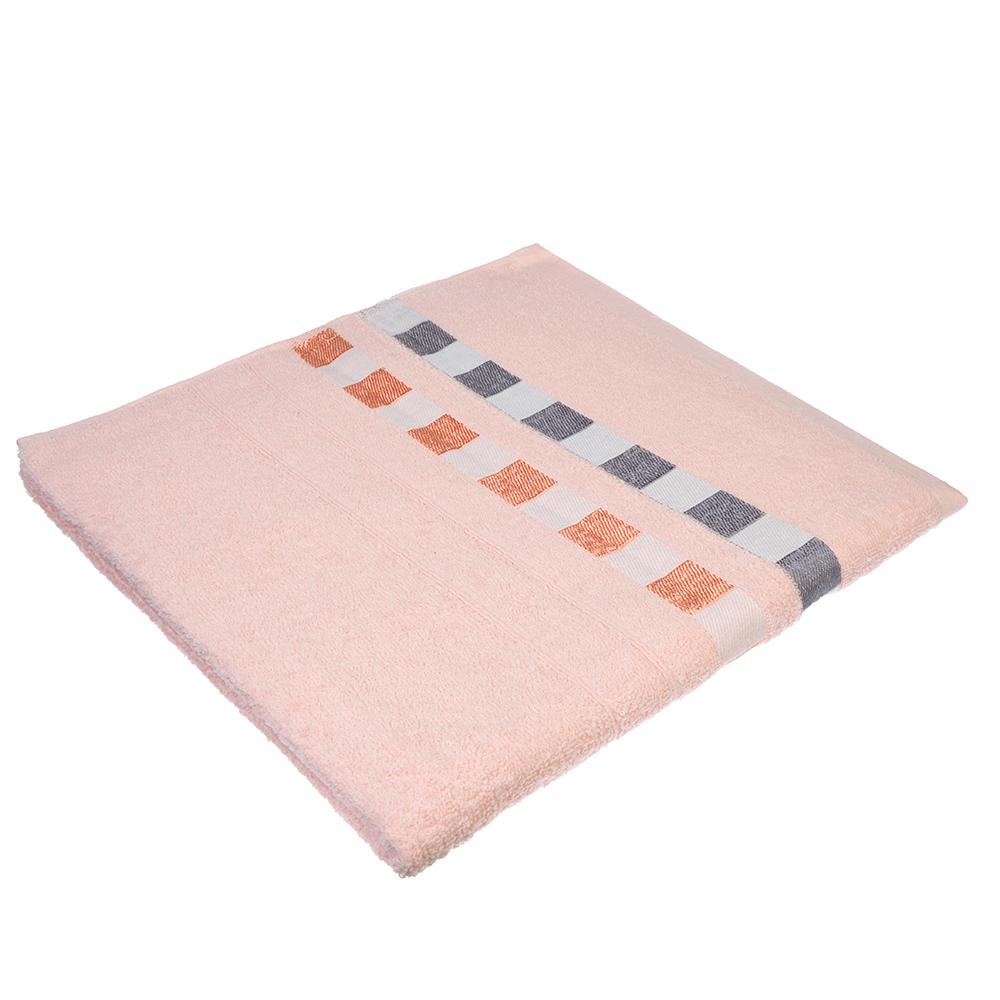 Полотенце банное махровое, 70x140см