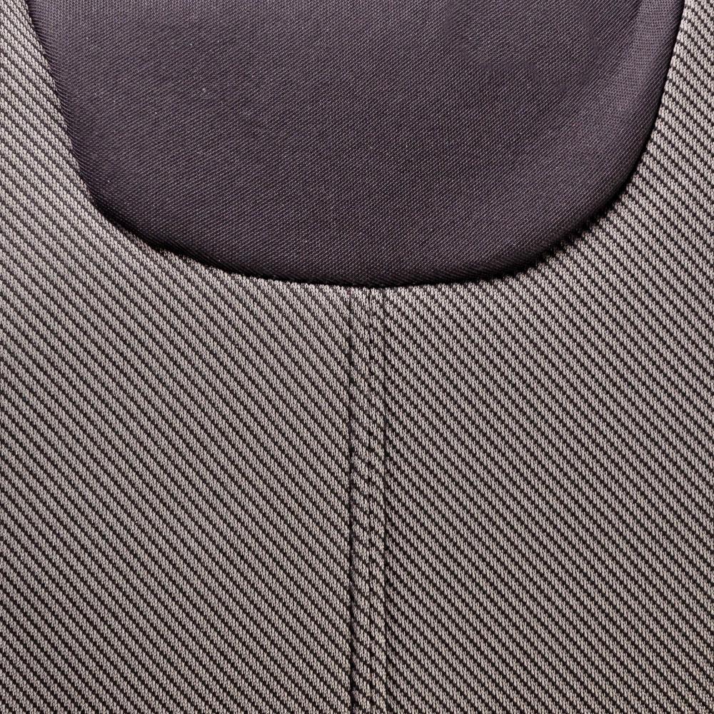 NEW GALAXY Авточехлы на передние сидения универсальные 4 пр. жаккард + полиэстер, 3мм поролон, серый