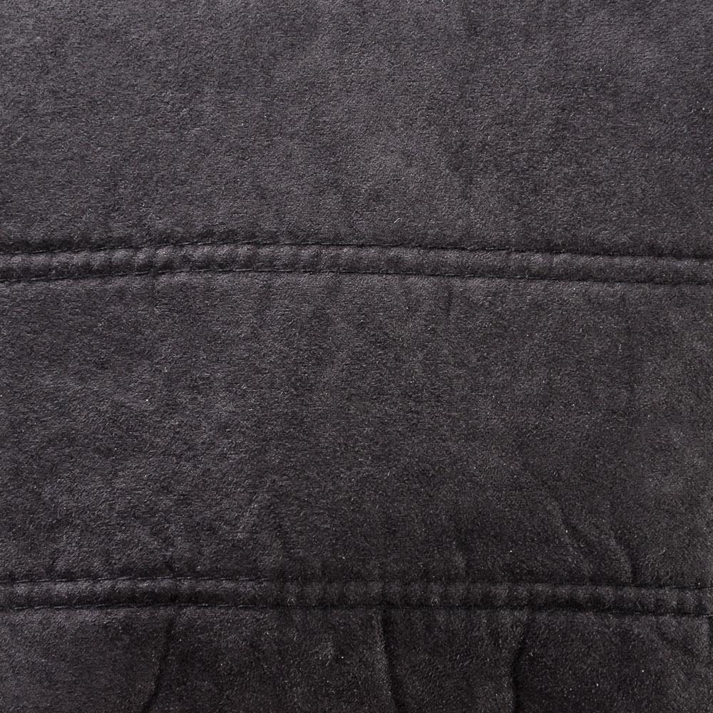 NEW GALAXY Авточехлы на передние сидения универсальные 4 пр. алькантара+полиэстер, 3мм поролон, черн