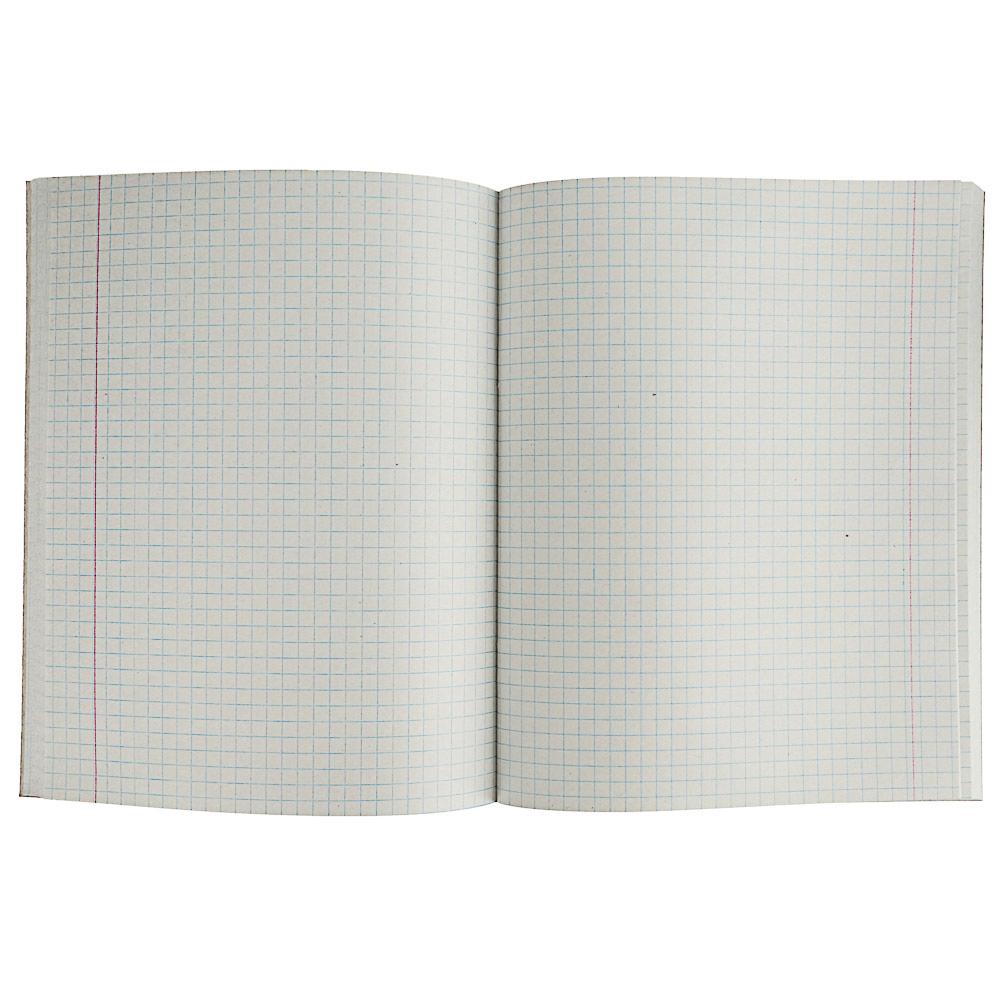Тетрадь общая ClipStudio 96 листов в клетку, 8 дизайнов