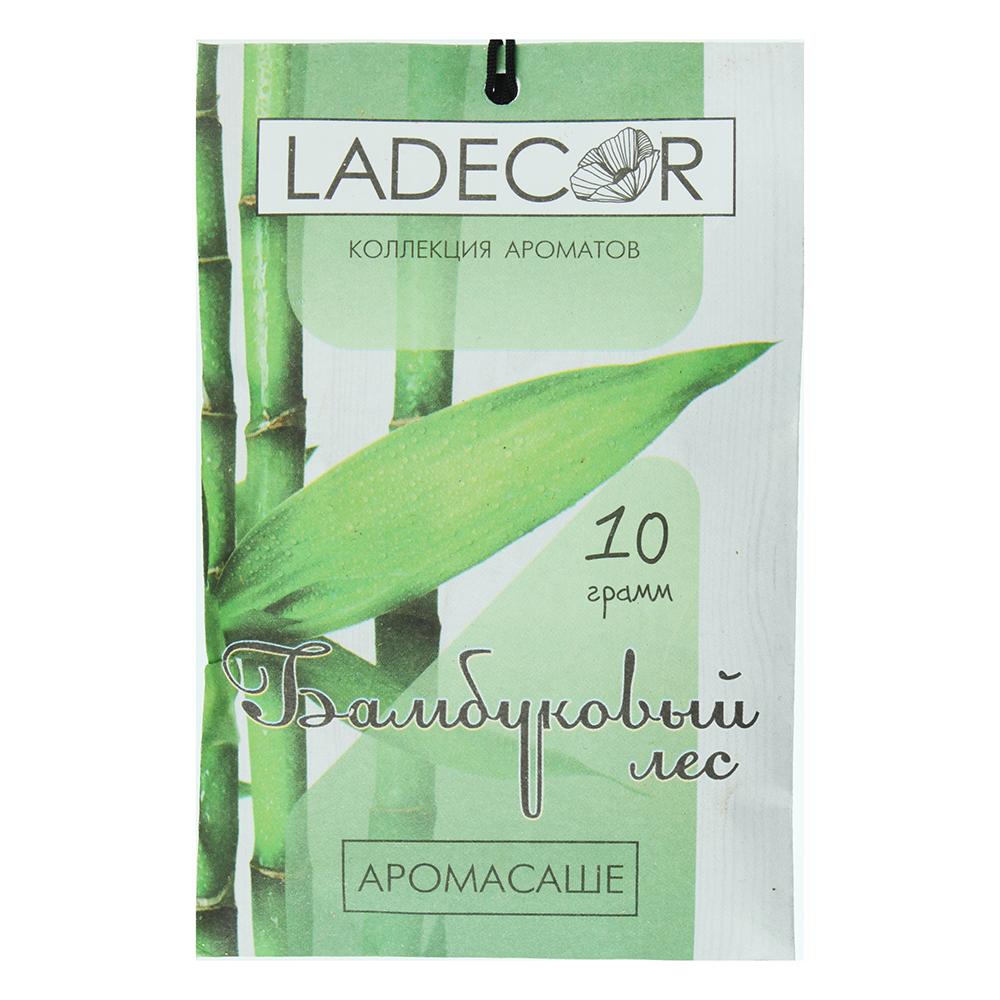 LA DECOR Аромасаше 10гр, аромат Бамбуковый лес