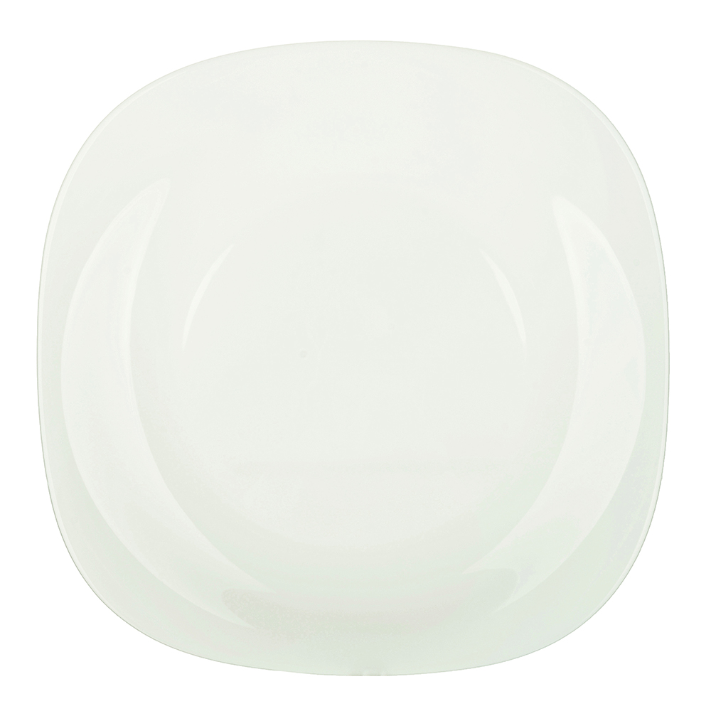 Тарелка подстановочная опаловое стекло Bormioli Parma, d 27 см