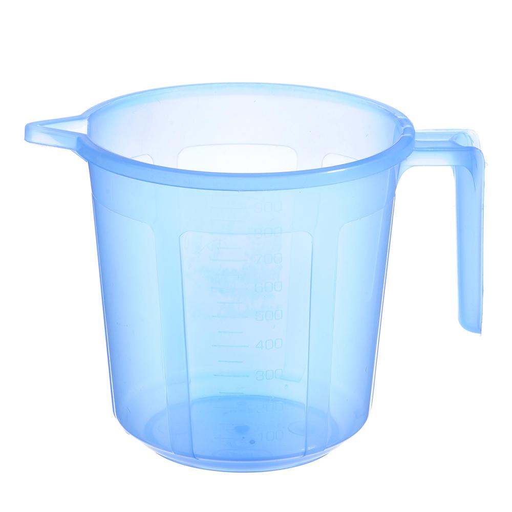 Кружка мерная пластик, 1,0л