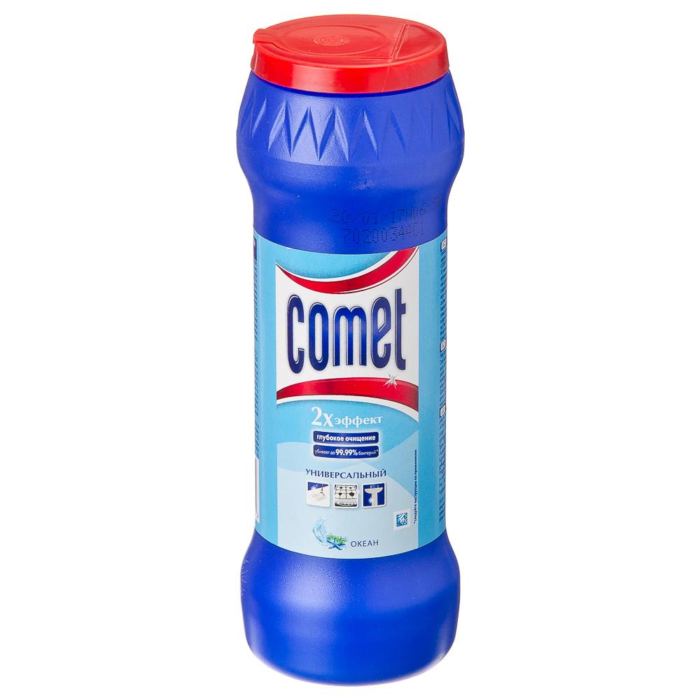 Порошок чистящий Комет, универсальный, п/у, 475г, 80227812