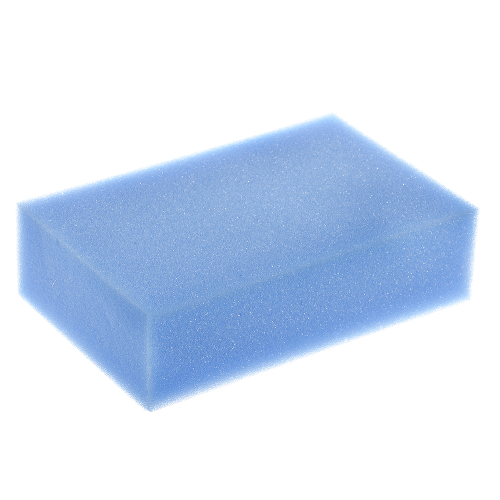 NEW GALAXY Губка для мытья автомобиля, поролон, 18х11,8х5см, Прямоугольник