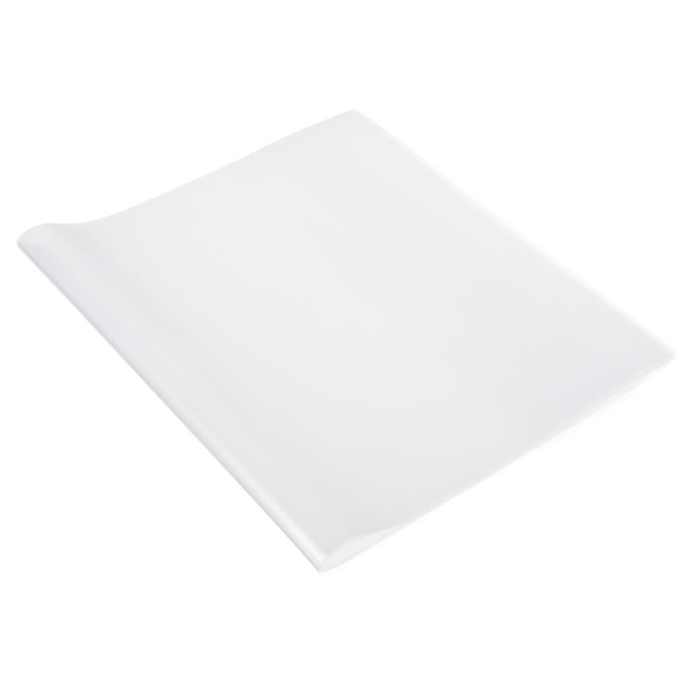 Обложки для тетрадей, 10 шт, ПВД 80 мкр, 20,8x34,2 см