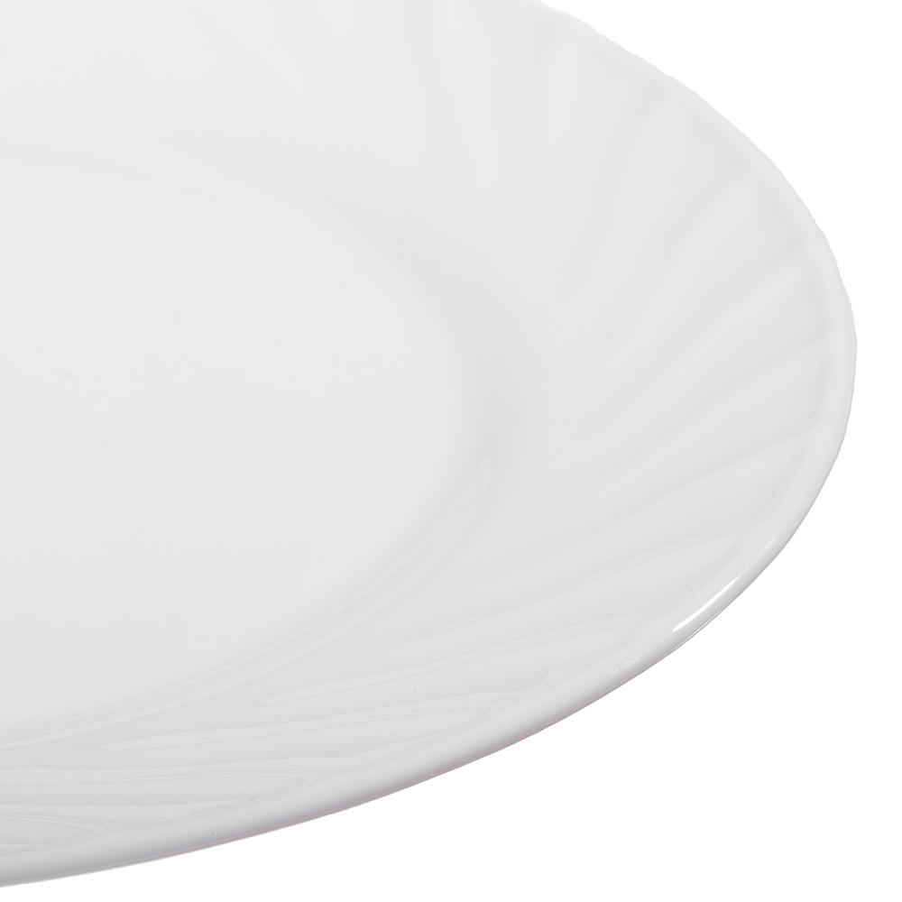 """Набор столовой посуды 19 предметов, MILLIMI """"Бьянко"""""""