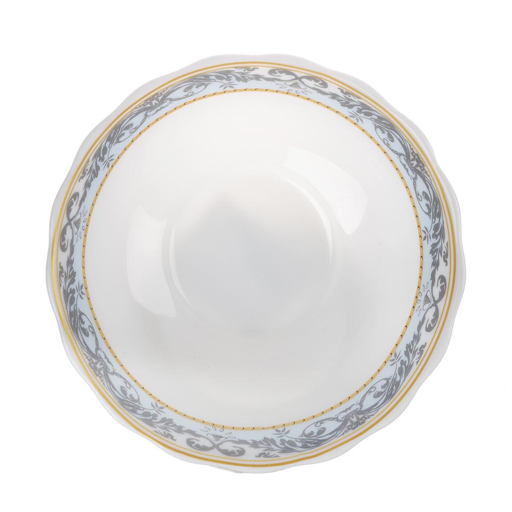 MILLIMI Аделина Салатник, опаловое стекло, 151мм, 412мл, HW60T-16142A