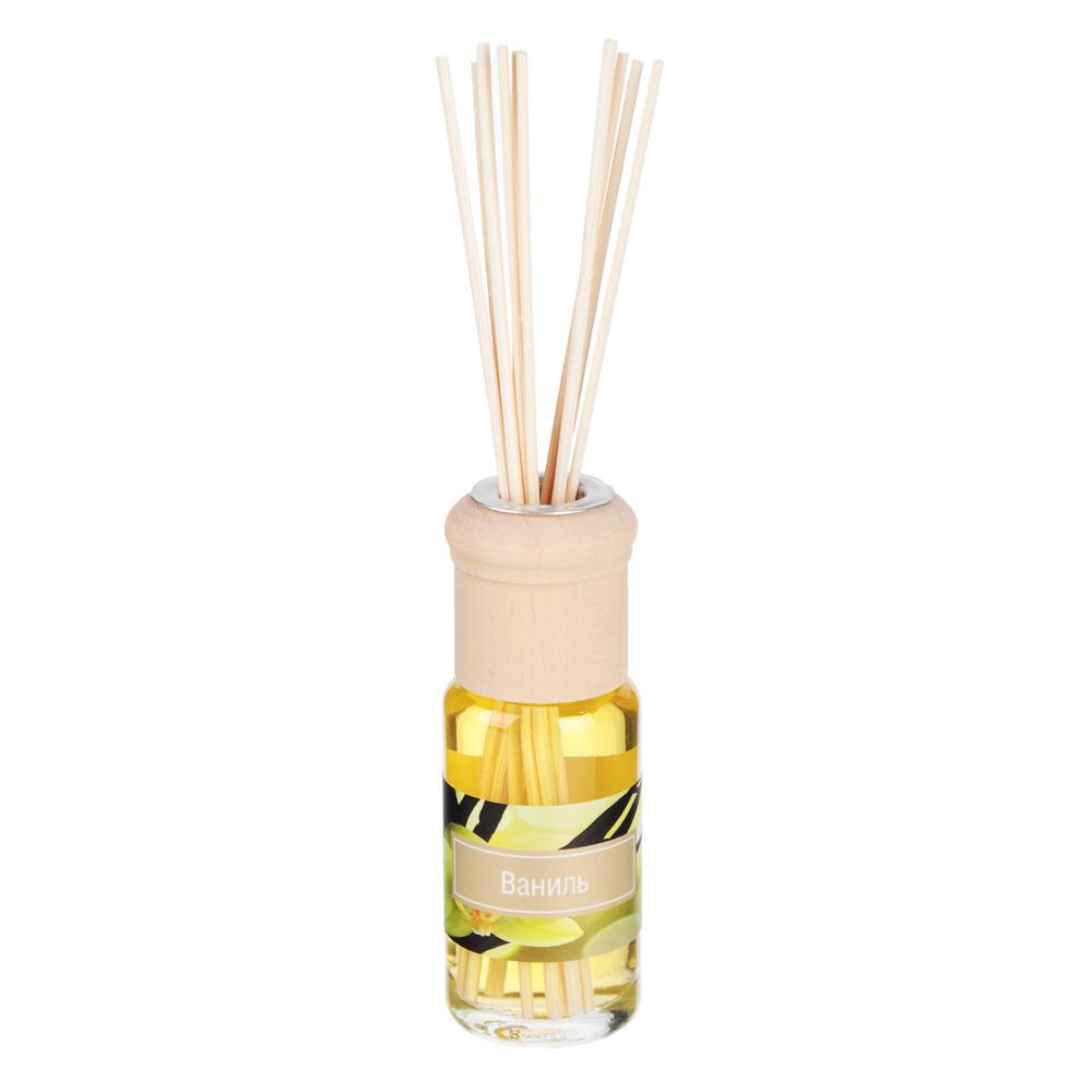 Ароматизатор диффузор с палочками, аромат ваниль, 35 мл, NEW GALAXY