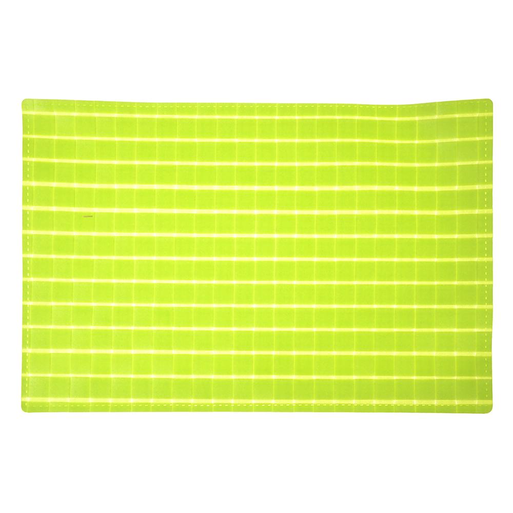 Салфетка сервировочная, плетеный ПВХ, 30x45см, 3 цвета