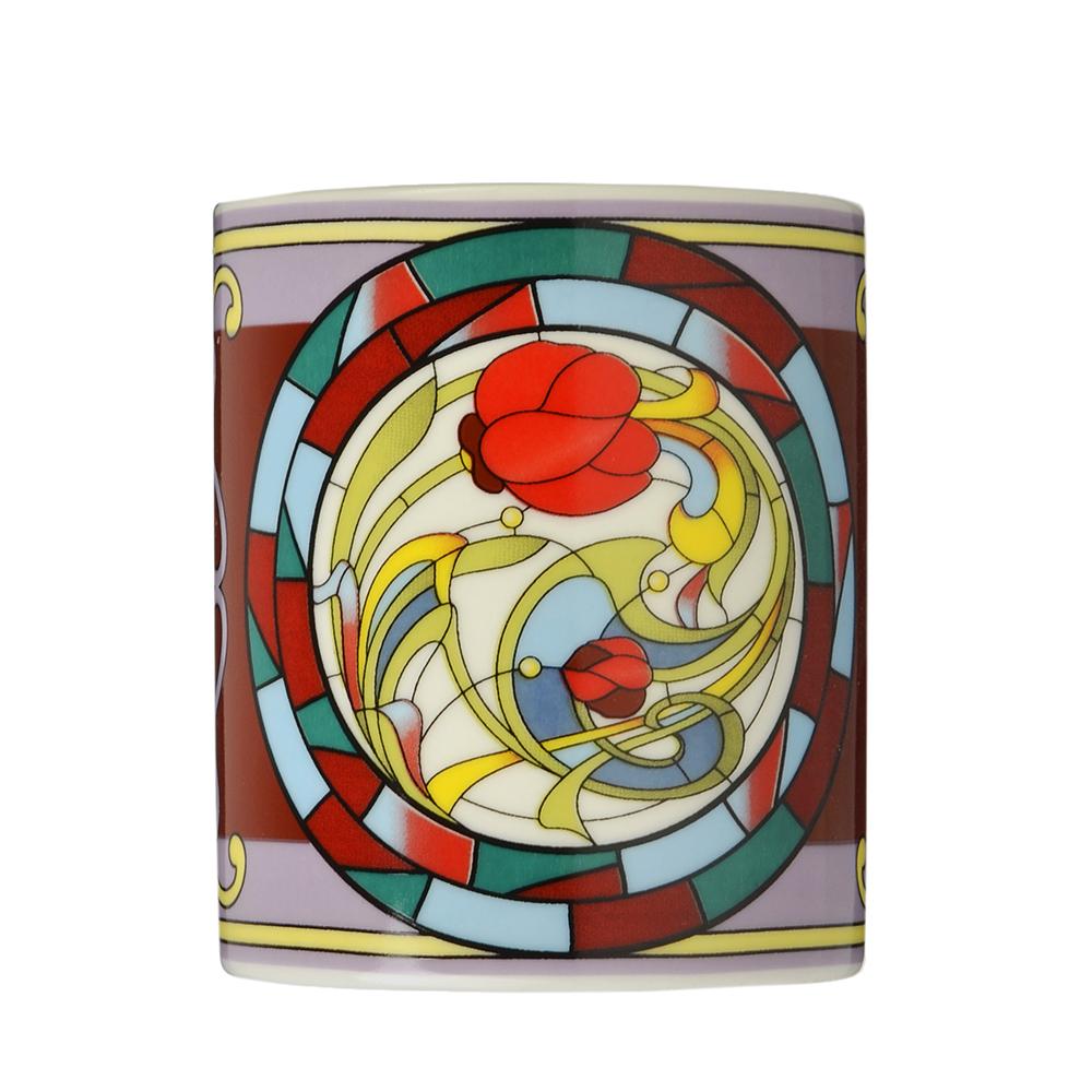 Витражи Кружка, керамика, 350мл, Дизайн GC