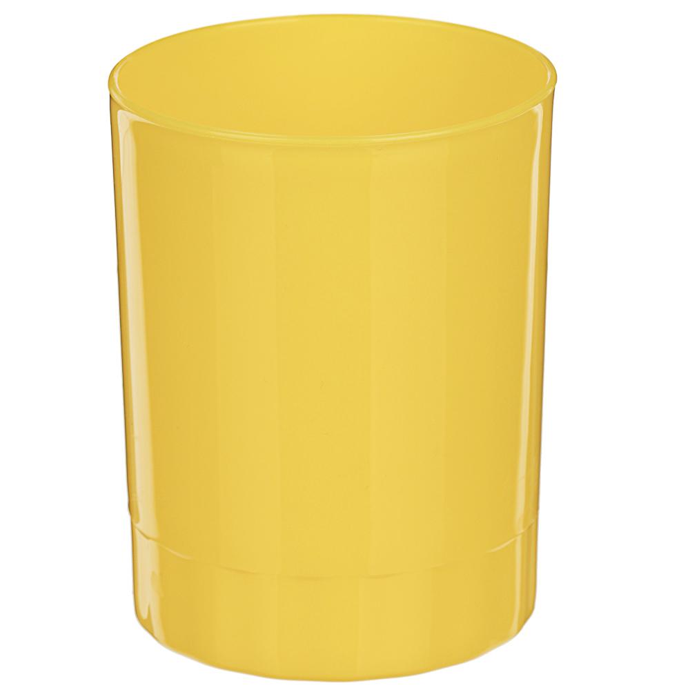 Подставка-стакан, полистирол, 4 цвета