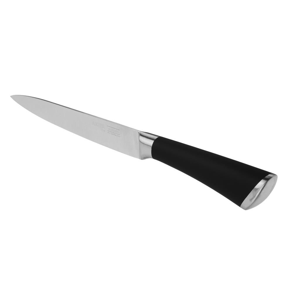 """Нож кухонный универсальный, 20см, SATOSHI """"Акита"""""""
