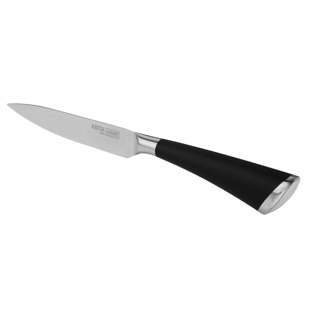Нож кухонный универсальный 11 см SATOSHI Акита