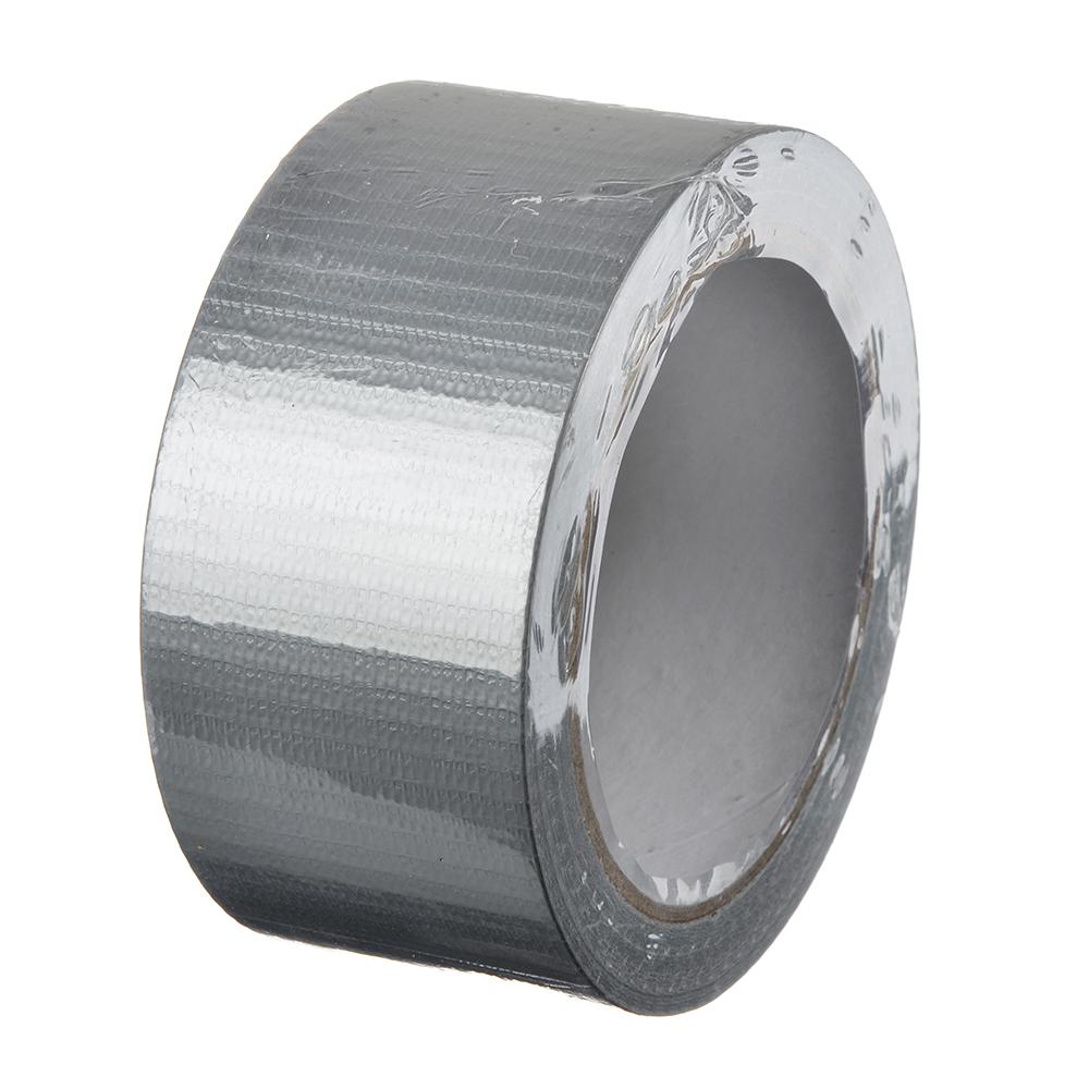 HEADMAN Лента клейкая армированная серебряная 48мм х 25м, инд.упаковка