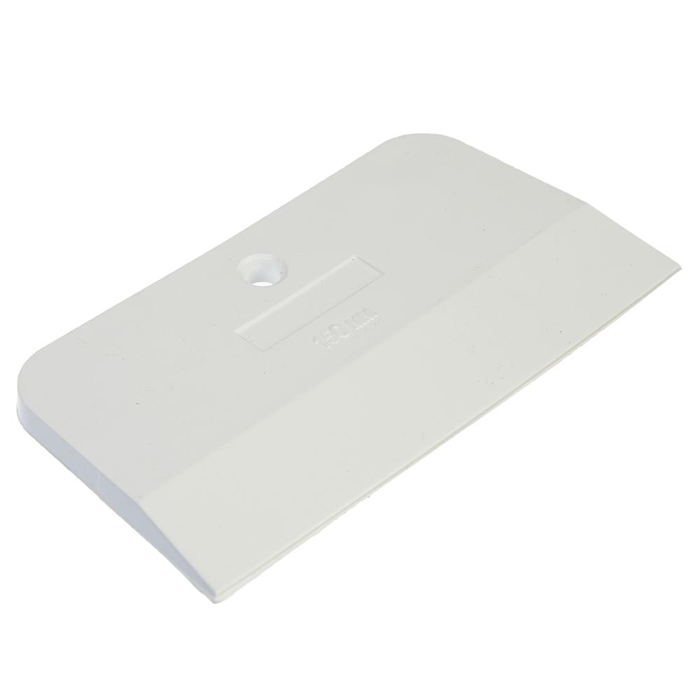 Шпатель белая резина, 150 мм