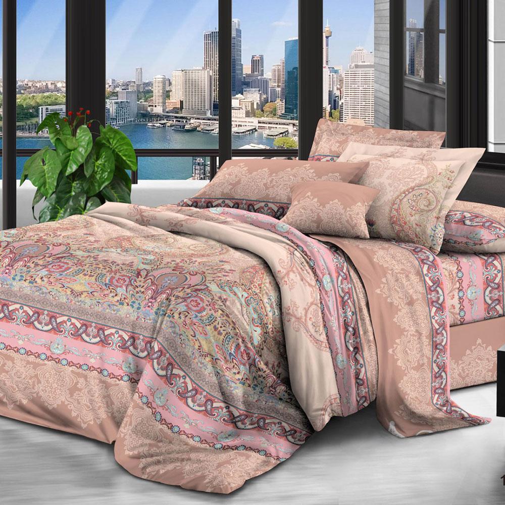 """Комплект постельного белья 2 спальный """"Летто"""""""