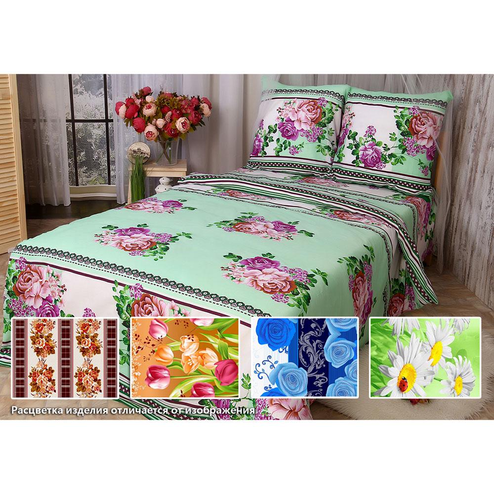 Комплект постельного белья 2 спальный, Бояртекс полиэстер 65 г/м2, ПЭ