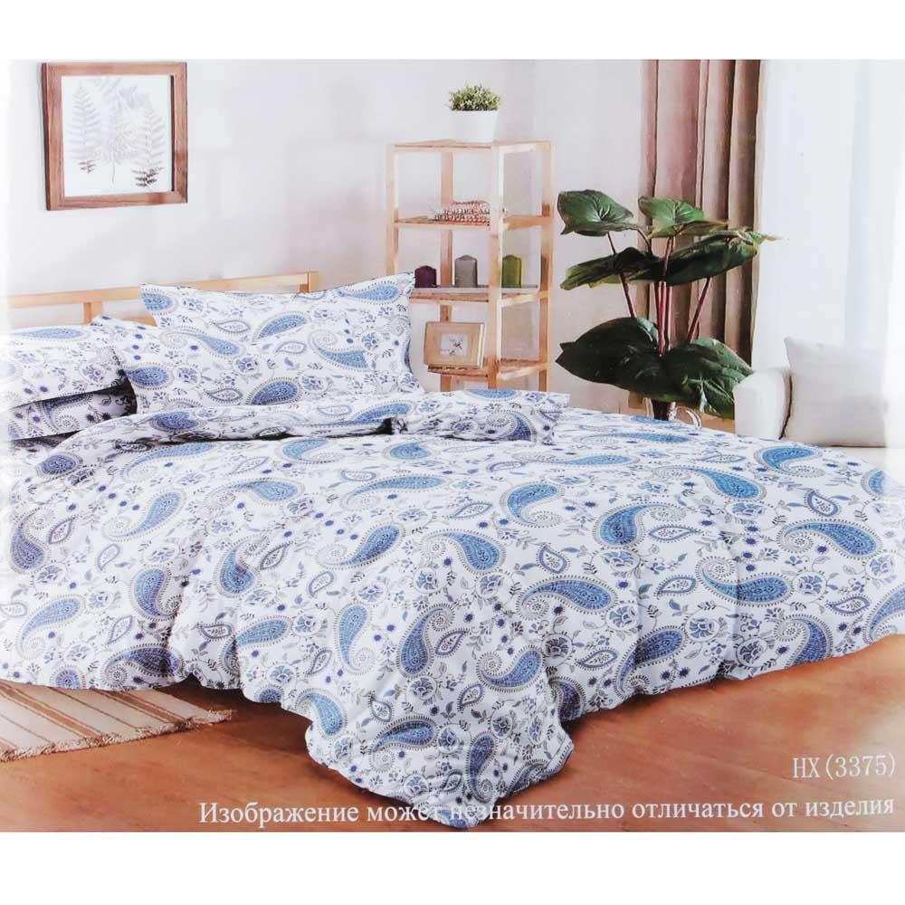 """Комплект постельного белья 1,5 спальный PROVANCE, полисатин, """"Галла"""""""