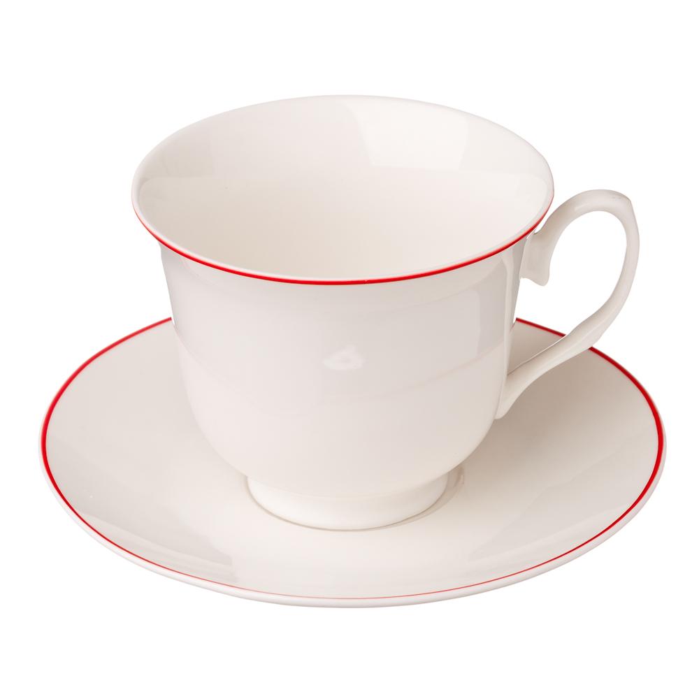 MILLIMI Беата Набор чайный 2 пр., 240мл, костяной фарфор