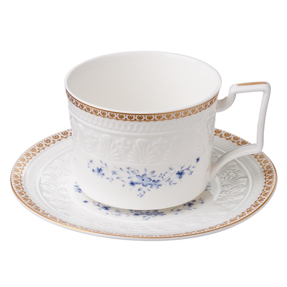 MILLIMI Джулия Набор чайный 2 пр., 300мл, костяной фарфор