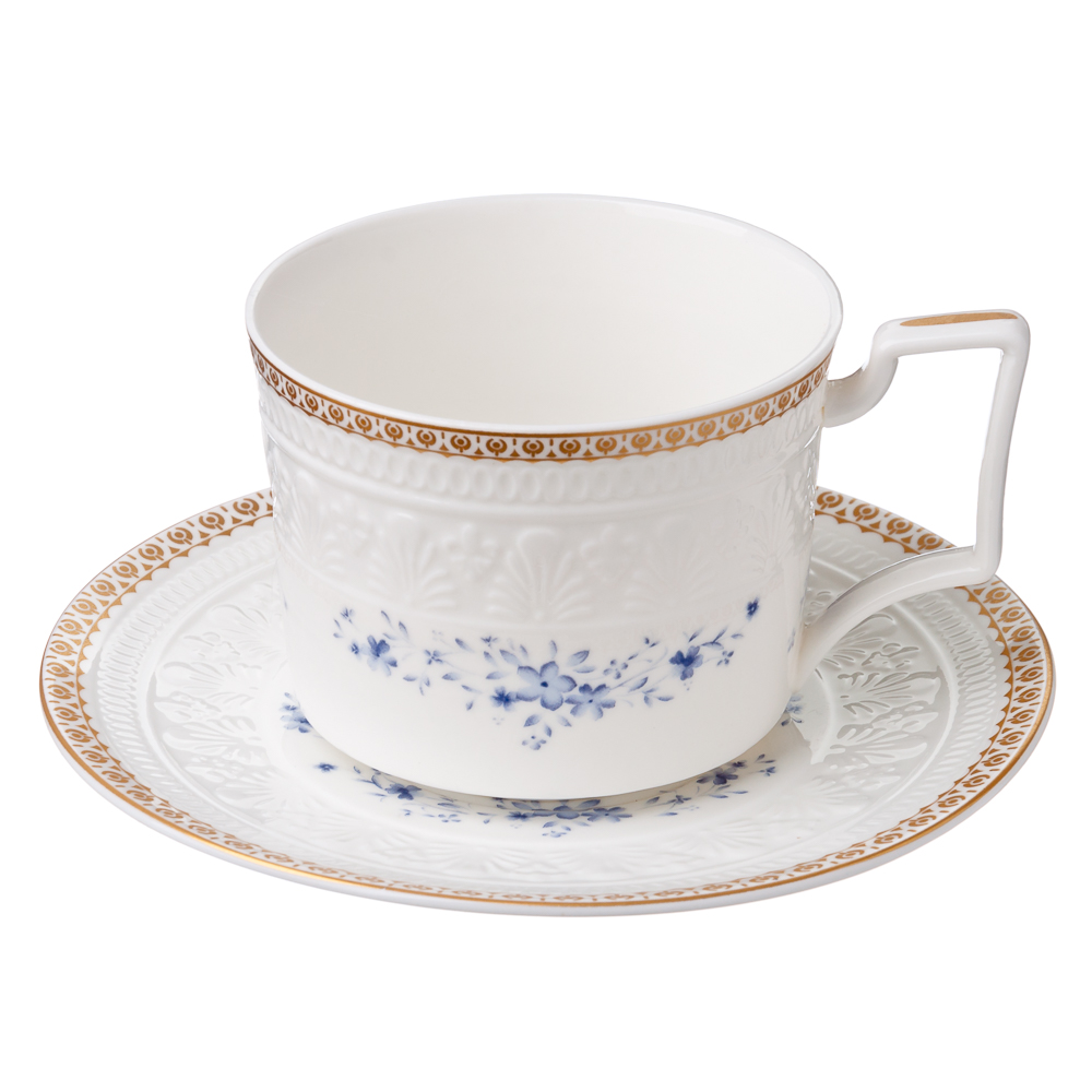 MILLIMI Джулия Набор чайный 12 пр., 300мл, костяной фарфор