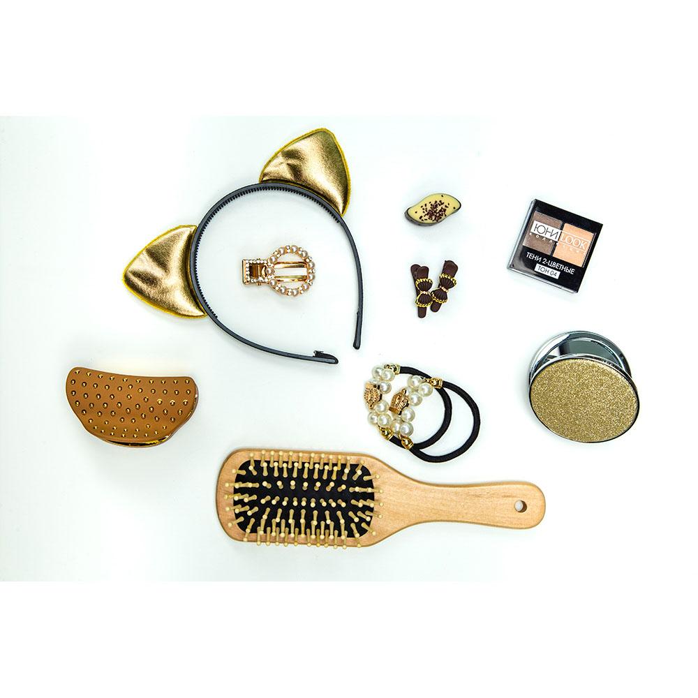 Резинки для волос BERIOTTI, 2 шт, d.8 см,  4-6 дизайнов