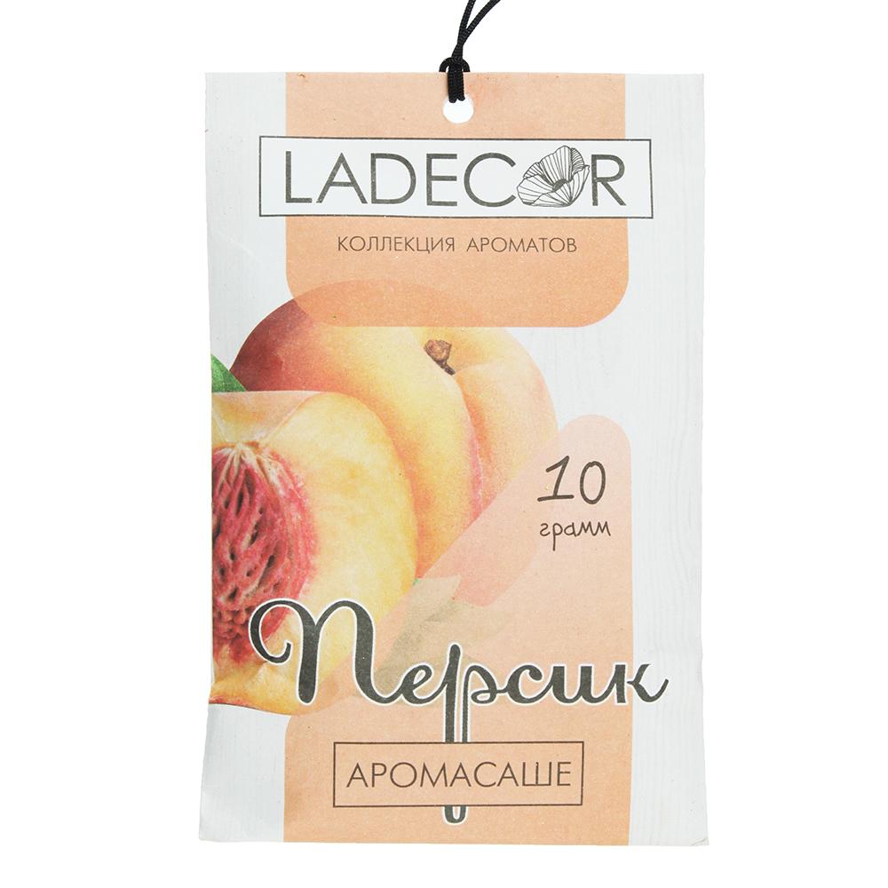 LA DECOR Аромасаше 10гр, аромат Персик