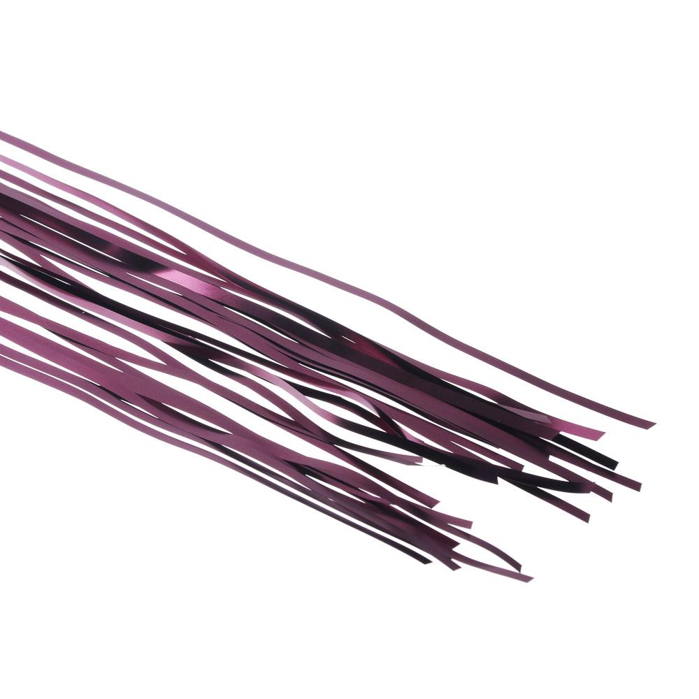 Дождик СНОУ БУМ 100х9см, ПВХ, матовый, 5 цветов