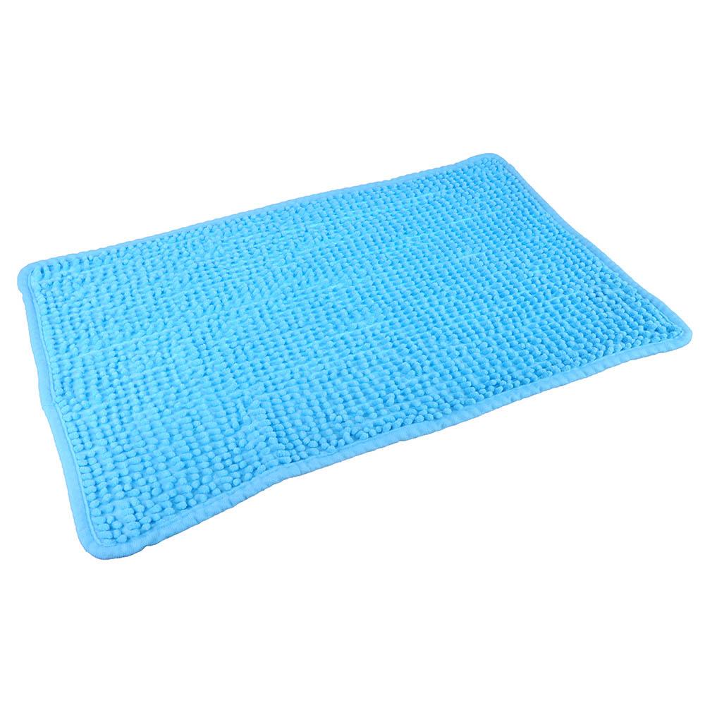 VETTA Коврик универсальный синель, 0,6см, 40x60см, лапша, 3 цвета