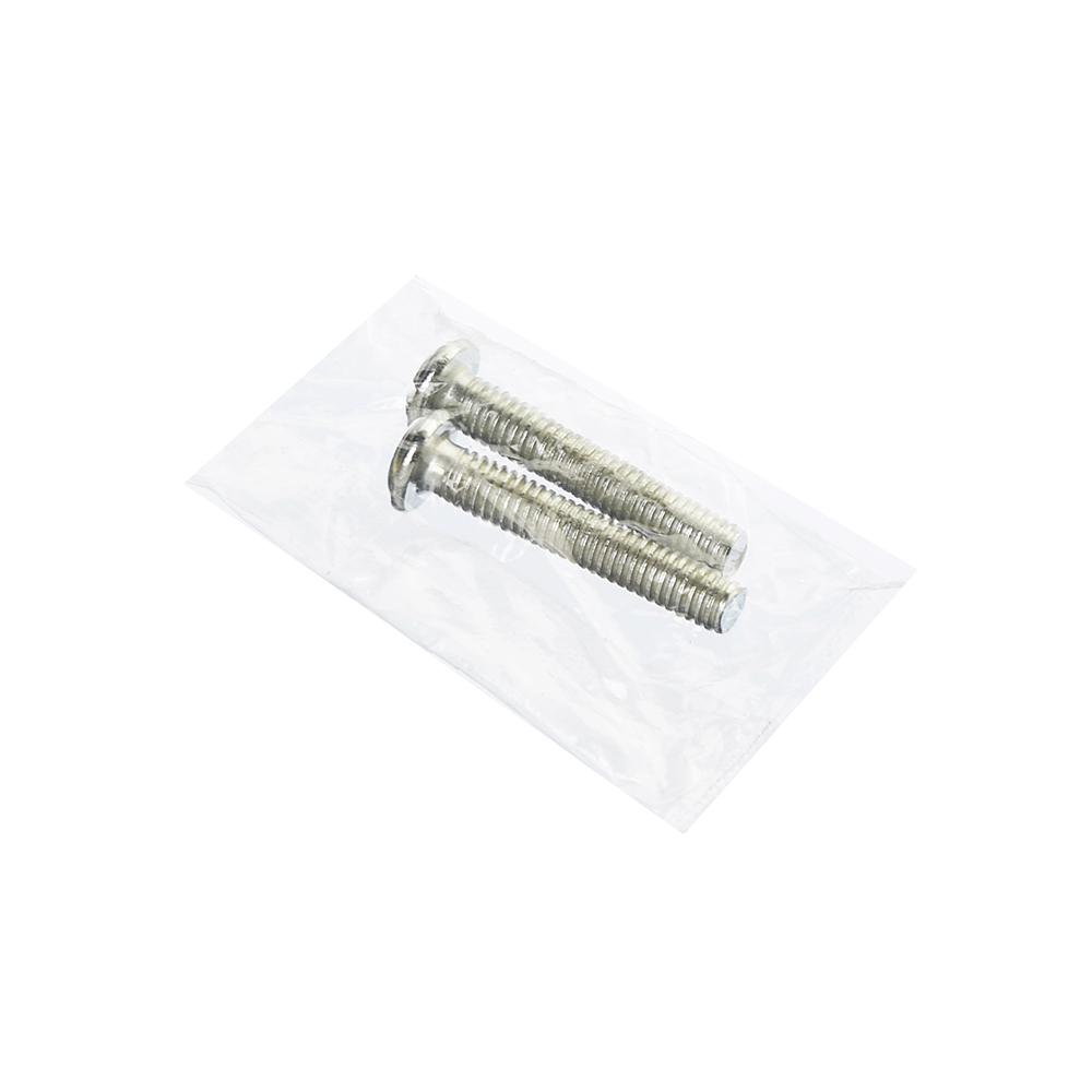 Ручка мебельная XL-2190-128 хром-матовый хром