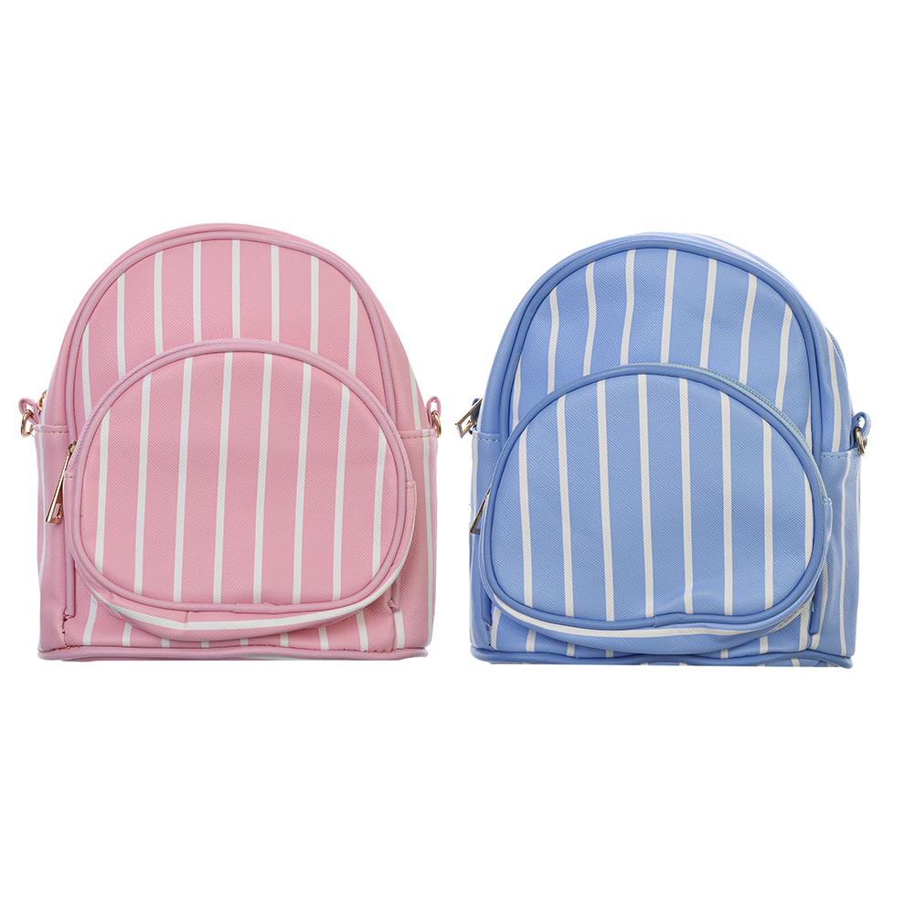 Рюкзак детский, ПУ, сплав, 19x16 см, 2 цвета