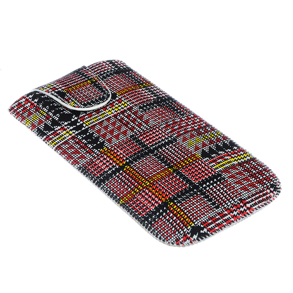 Чехол для телефона, ПУ, 15х8см, 4 цвета, MC2017-3