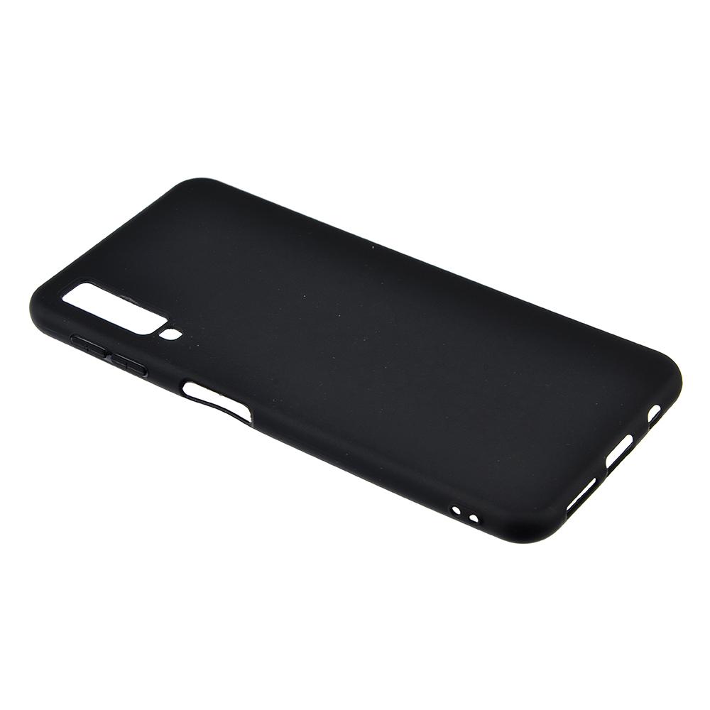 Чехол для телефона 4G/5G/6G/7G, черный матовый, PC/TPU