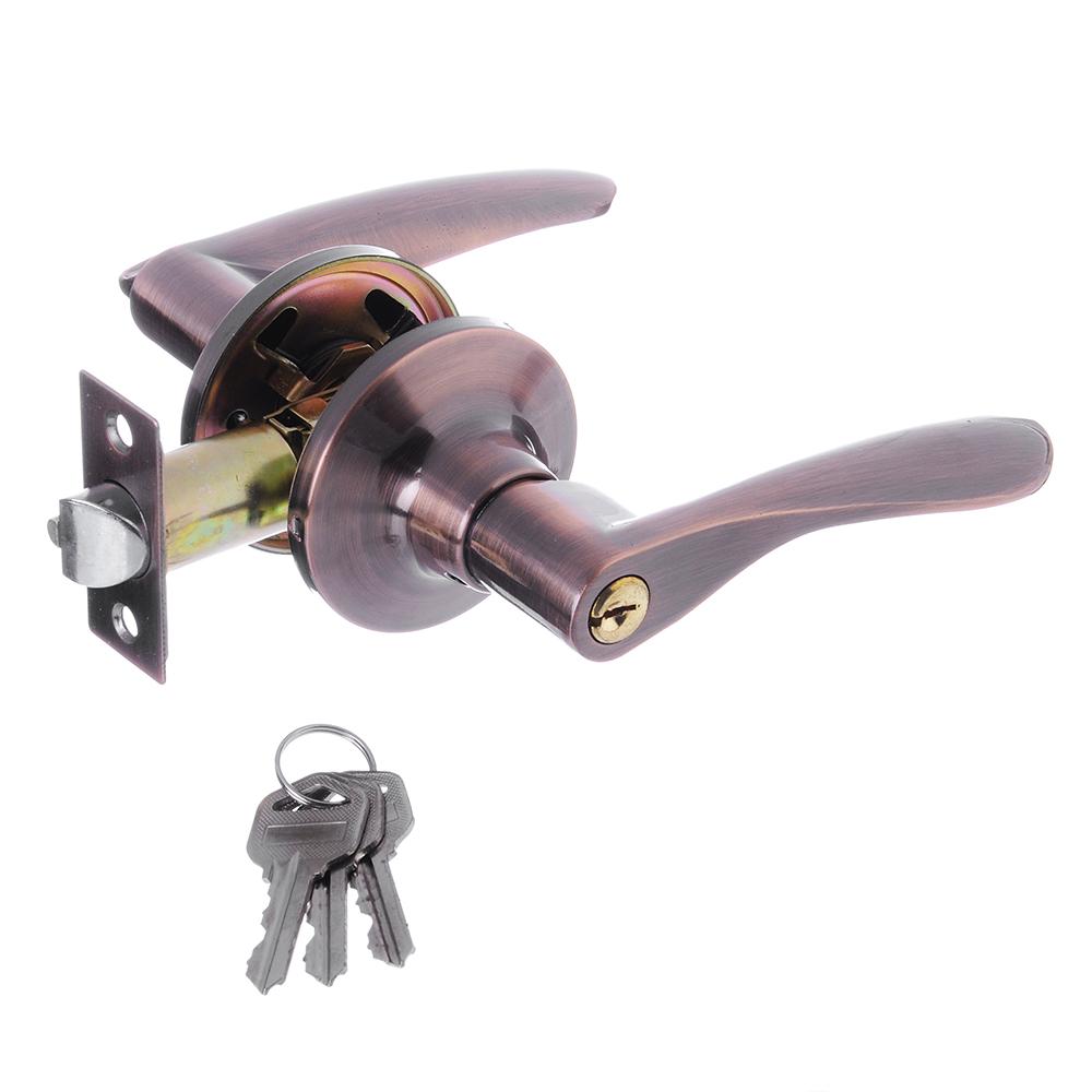 LARS Замок 0763-01 медь с ключом