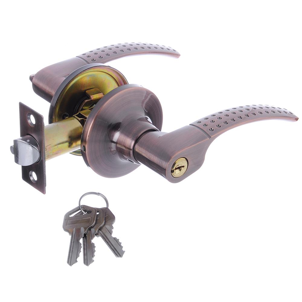 LARS Замок 8026-01 медь с ключом