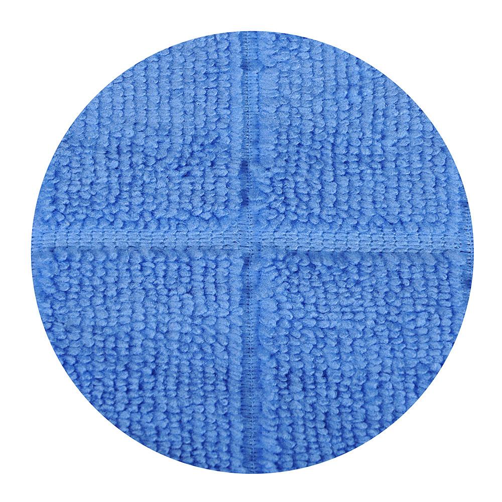 """Набор салфеток универсальных из микрофибры 2 шт, 25x35 см, 230 гр./кв.м, 4 цвета, VETTA """"Клетка"""""""