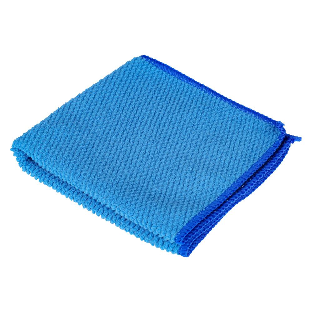 Салфетка для ванной комнаты из микрофибры, 30х30 см, 320 гр./кв.м, 4 цвета, VETTA