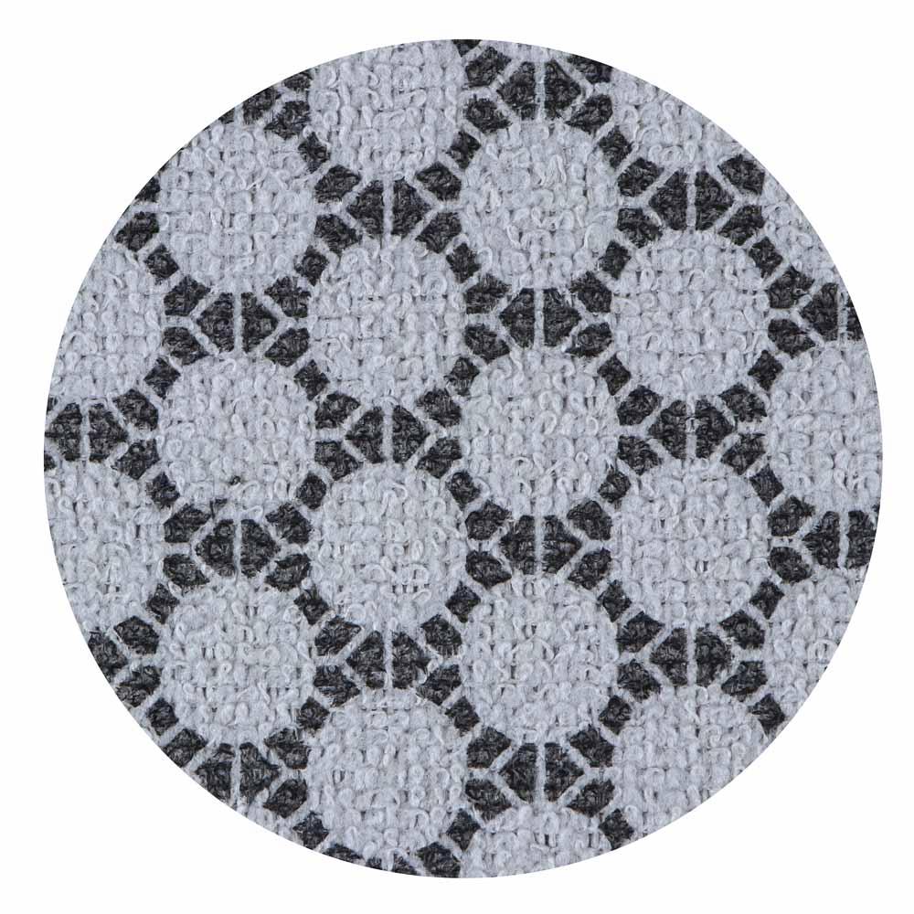 """Салфетка для сушки посуды из микрофибры, 38x50 см, 210 гр./кв.м, 4 цвета, 2 дизайна, VETTA """"Узор"""""""