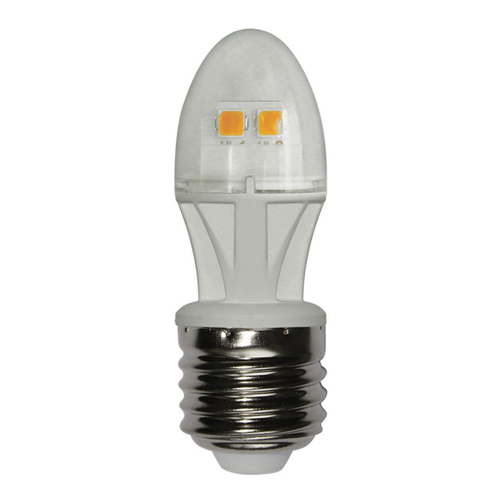 PROMO Лампа светодиодная Омега свеча С27, 3,5W, Е27, 300 Lm, 2700 К