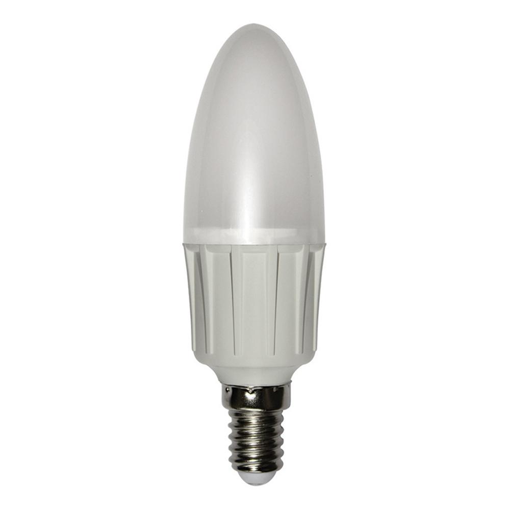 PROMO Лампа светодиодная Сигма свеча С35, 5W, Е14, 450 Lm, 2700 К