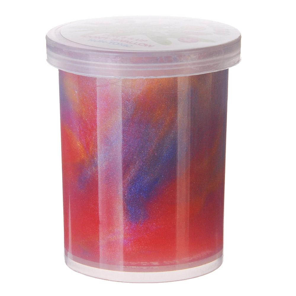 LASTIKS Игрушка-лизун в баночке жидкий, полимер, 4х4х4,5см, 3 цвета