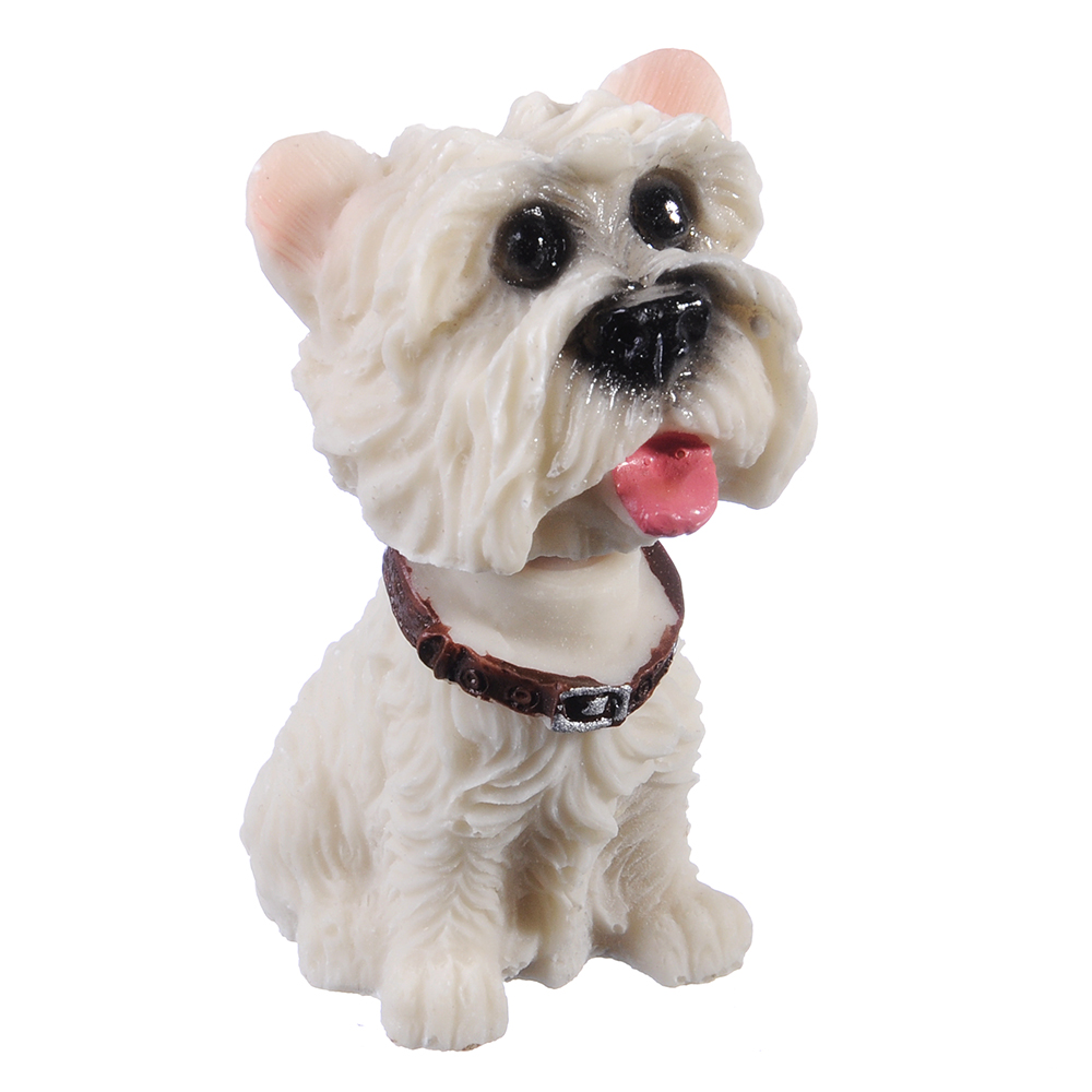 NEW GALAXY Собачка на приборную панель, 5см