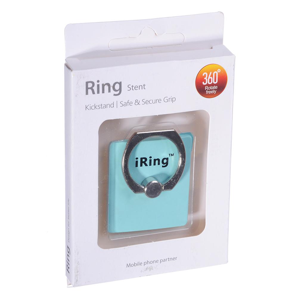 Кольцо-подставка для смартфона, 4x3,5x0,2см, смол
