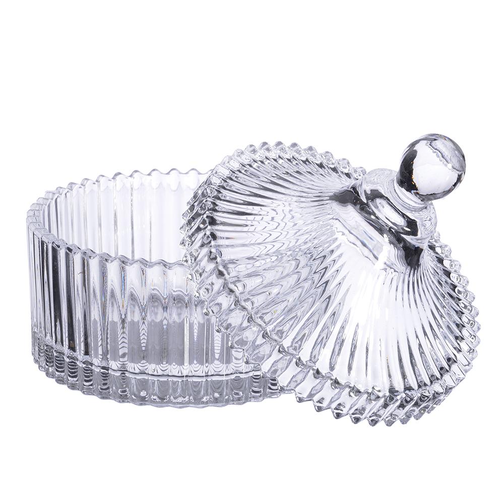 Конфетница, стекло, 270мл, 53-0011-13-NC