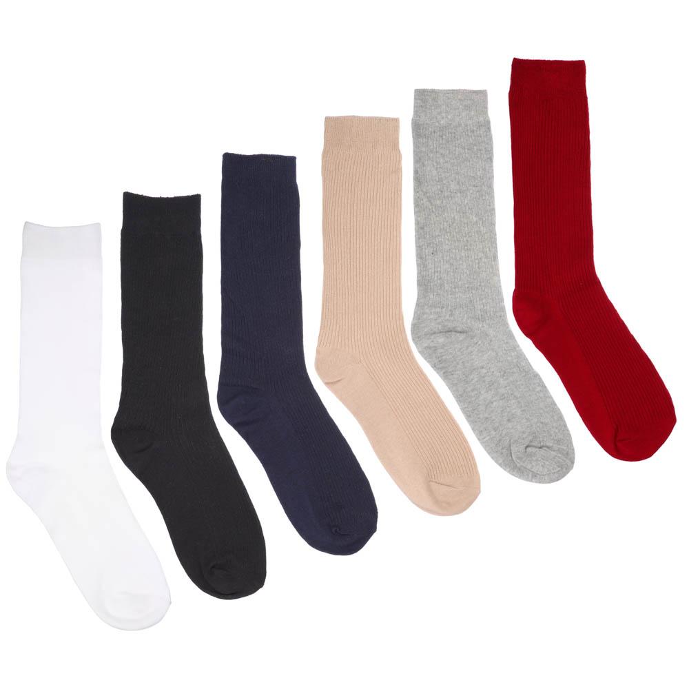GALANTE Носки женские, 85% полиэстер, 15% полиамид, р-р 23-25, 2 цвета