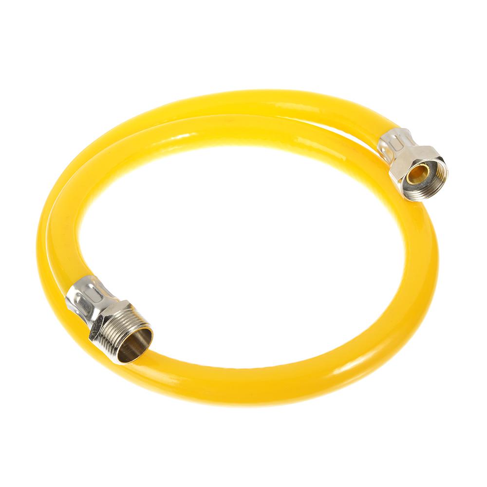 Подводка гибкая для газа Г3/4 - Ш3/4, 100см, полимерная, SilverFlex