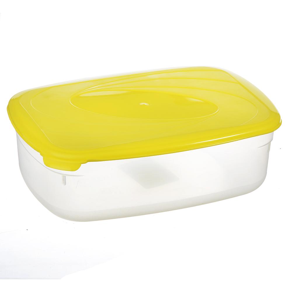 Контейнер для СВЧ и холодильника 1,6л пластик, ПЦ2222