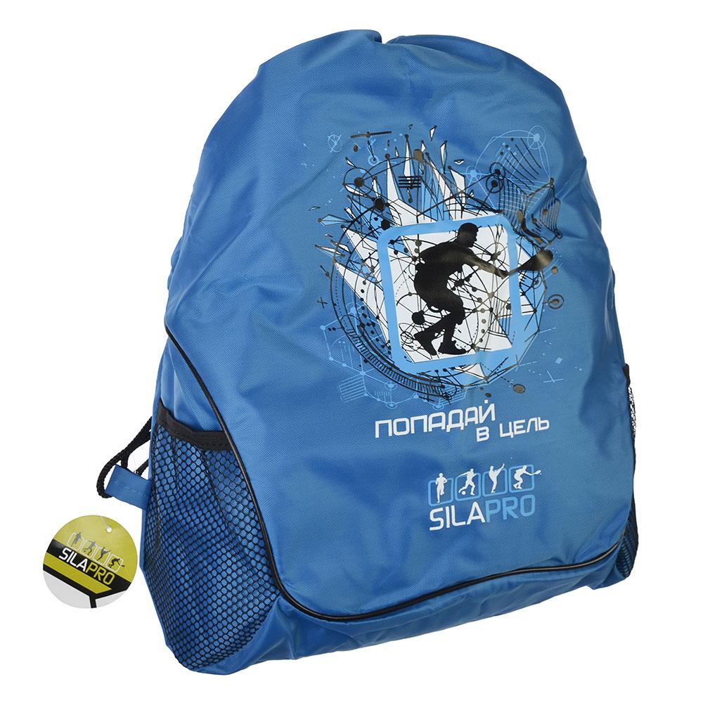 Сумка-рюкзак, полиэстер, 40x30 см, 3 цвета, SILAPRO