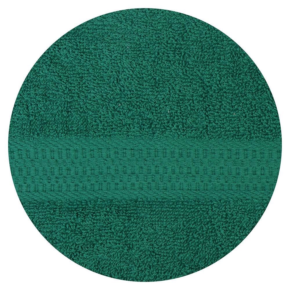 """Полотенце махровое, 100% хлопок, 70х130см, """"Grace"""", зеленый, ПГ09593"""